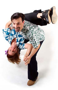 Rob & Dawn - Orlando Swing Dance Instructors